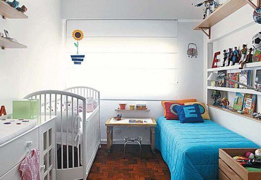 quarto de bebê e criança