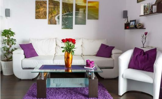 salas modernas BARATA E SIMPLES