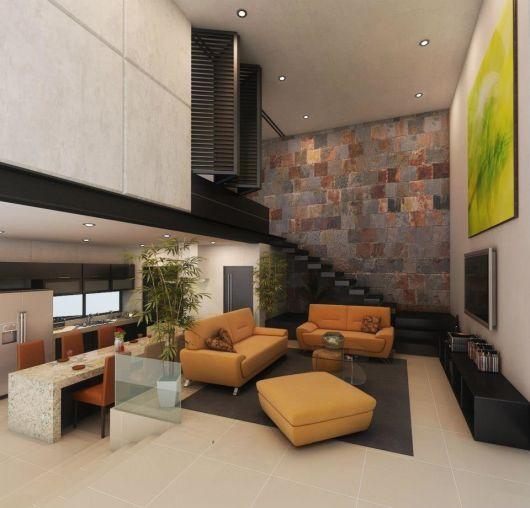 salas modernas LUXUOSA