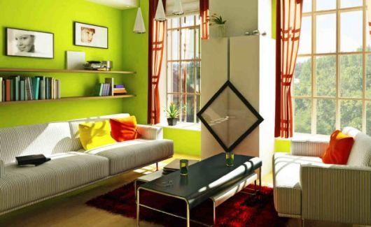 salas modernas SIMPLES