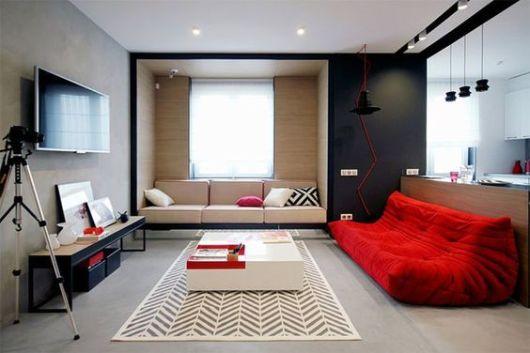 salas modernas bem diferente