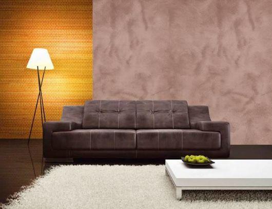 Textura de parede t cnicas e usos na decora o - Simulador de pintura para paredes ...