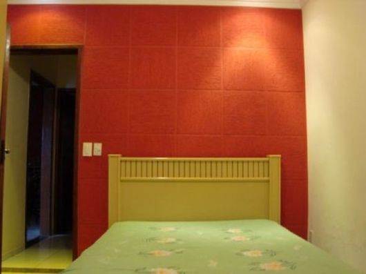 parede decorada quarto