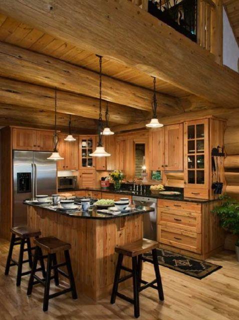 Cozinhas com Ilhas 24