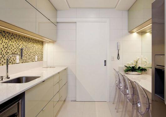 porta de correr cozinha