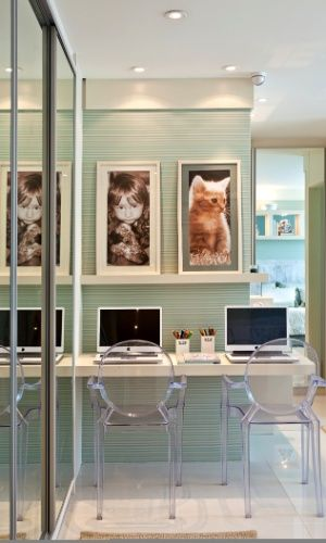 home office compartilhado