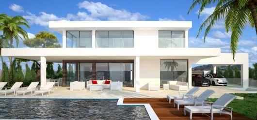 casa linda com piscina luxuosa