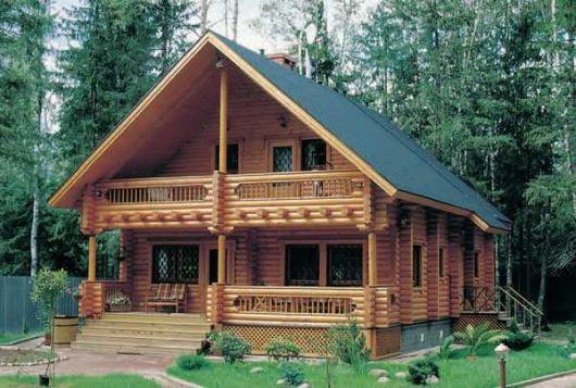 casas de madeira sobrado