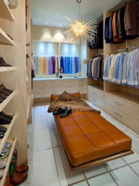organizar roupas