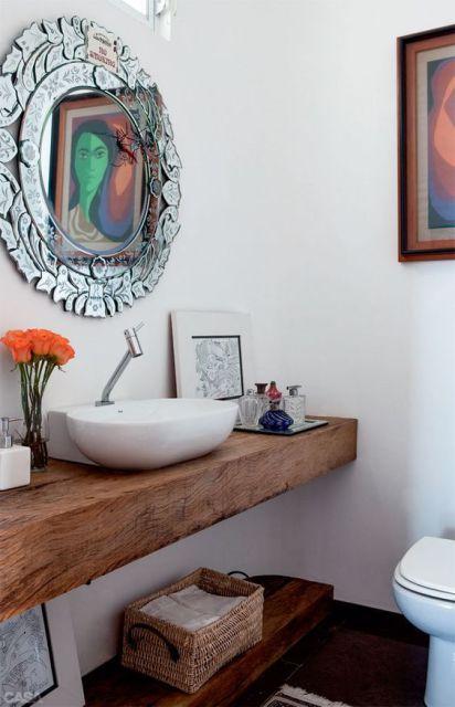 espelho-veneziano-no lavabo redondo