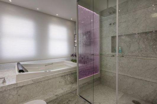cortina banheiro