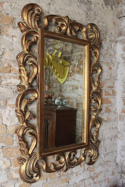 modelos de espelho veneziano com moldura clássico