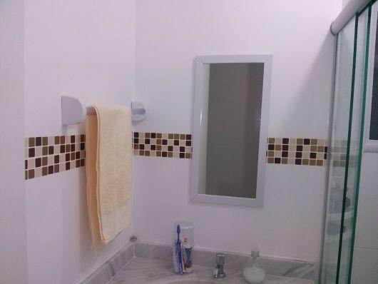 Pastilhas adesivas onde usar, aplicação e preços! # Como Decorar Banheiro Com Pastilhas Adesivas