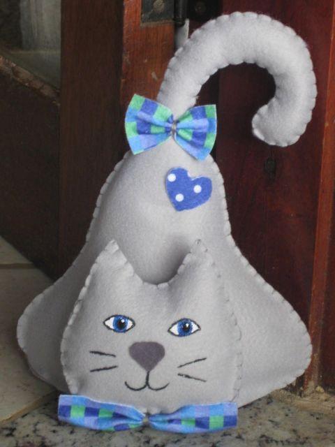 gato de porta