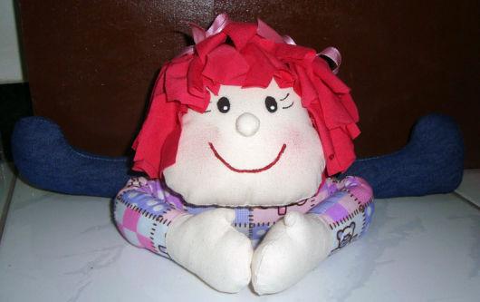 boneca tecido
