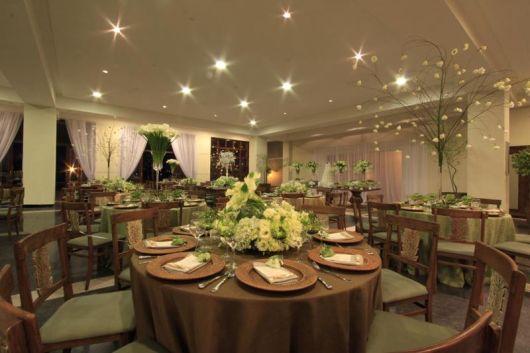 mesa posta casamento