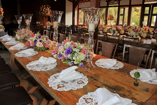 mesa comprida festa