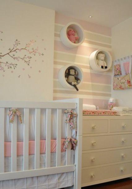 Papel de parede para quarto de bebê 65 modelos lindos