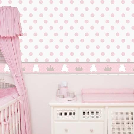 Papel de parede para quarto de beb 65 modelos lindos - Papel de pared bebe ...