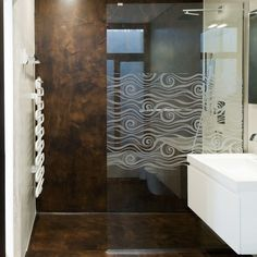 Banheiro marrom