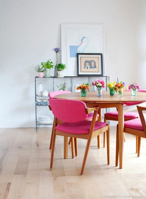 mesa madeira sala de jantar