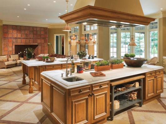 bancada de cozinha mármore -