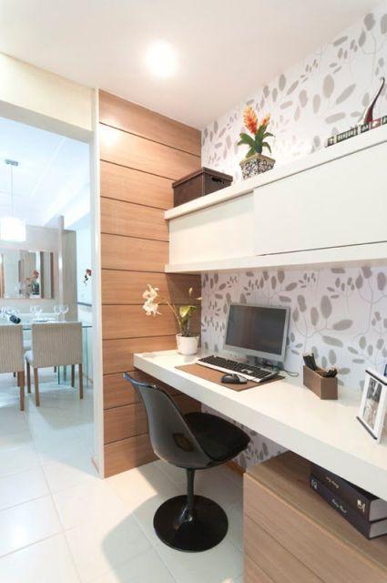 escritório simples