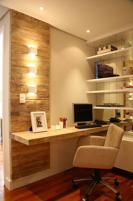 decoração moderna escritório