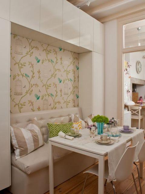 móveis planejados sala de jantar