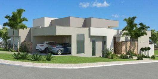 Projeto casa térrea