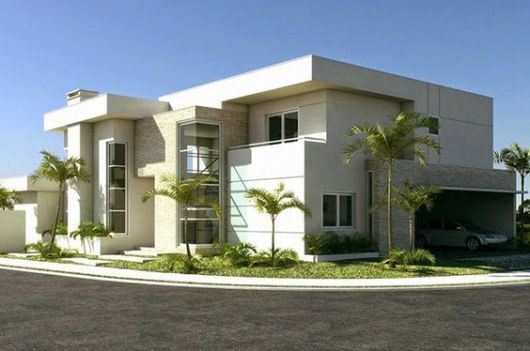 45 casas de esquina fachadas projetos e plantas incr veis