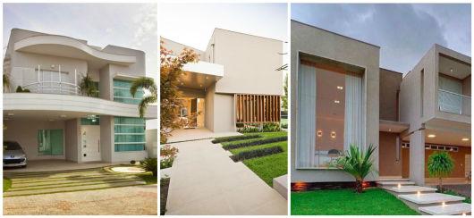 Pinturas para casas modernas pinturas para casas modernas for Pinturas de casas modernas