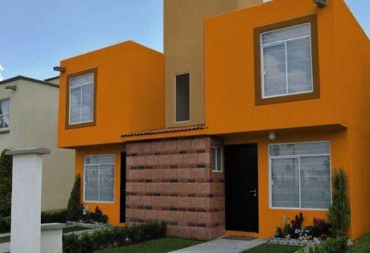Pintura laranja