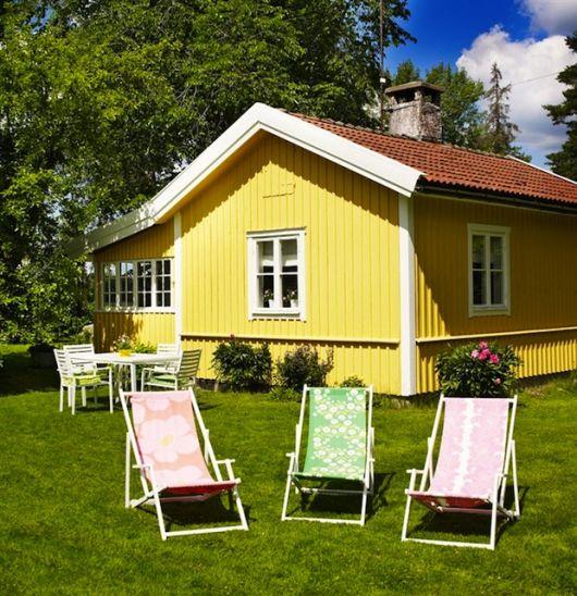 Cores de casas tend ncias para a pintura externa for Villa bonita violeta