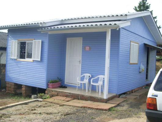 Casa madeira simples