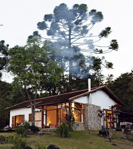 Casa campo pedras