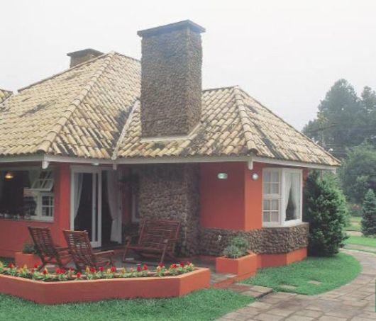 Casa cor terracota
