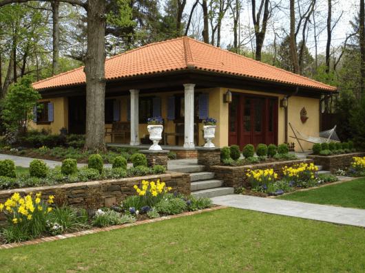 jardim casa de campo