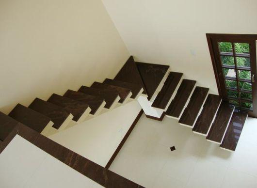 casa com escada