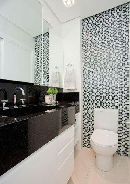 porcelanato polido banheiro