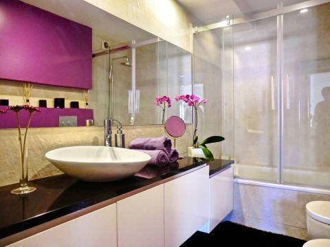 orquídea banheiro
