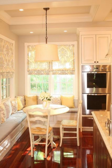 Mesa de jantar redonda veja como escolher e 40 fotos - Mesas redondas pequenas ...