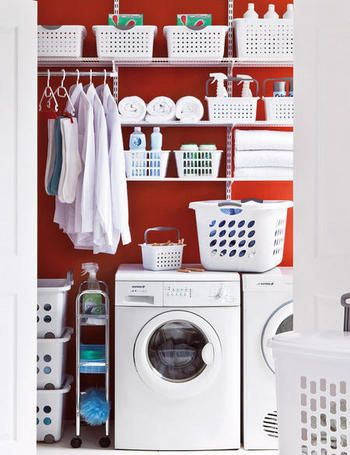 Cor parede lavanderia