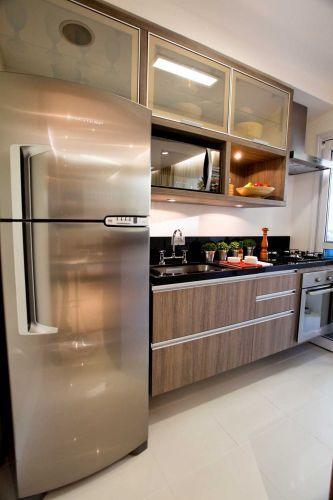Cozinha apartamento