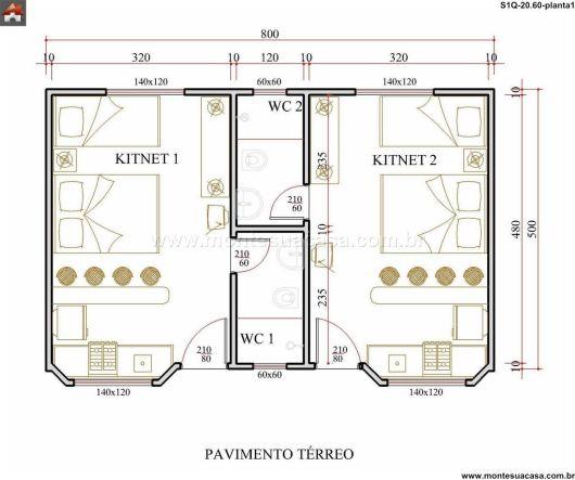 45 Plantas De Casas Modernas E Lindas Com Projeto 3d Gr 225 Tis