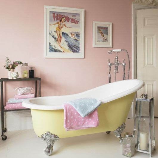 quadros para banheiro e lavabo retrô