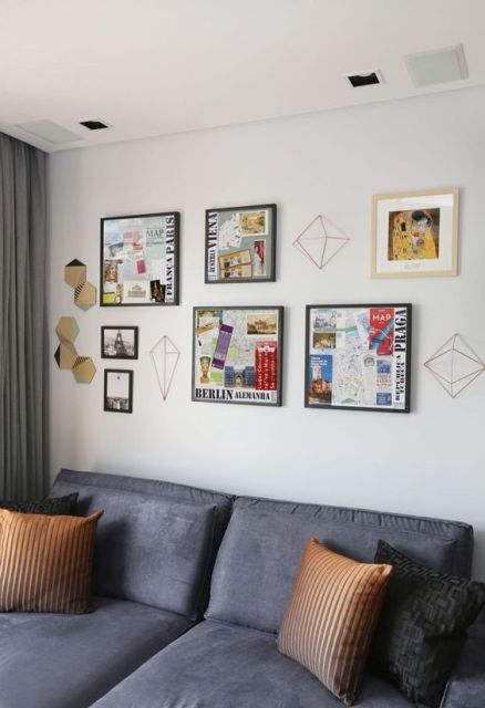 quadros para sala decorativos 65 inspira es lindas