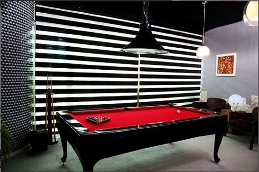 sala de jogos menor