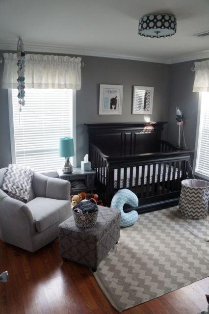 Cortinas para Quarto de Bebê persiana diferente