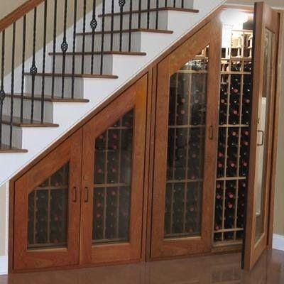 adegas na escada